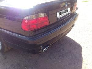 BMW 740i «Открой для себя исключительность»